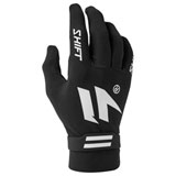 Shift 3LACK Label Invisible Gloves Black/White