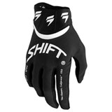 Shift WHIT3 Label Bliss Gloves Black/White