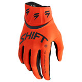 Shift WHIT3 Label Bliss Gloves Blood Orange