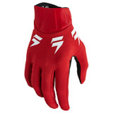 Shift WHIT3 Label Trac Gloves Red