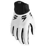 Shift WHIT3 Label Trac Gloves White/Black