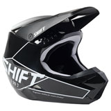 Shift WHIT3 Bliss Helmet Black/White