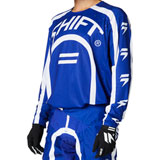 Shift 3LACK Label Curv Jersey Blue