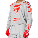Shift 3LACK Label King Jersey Grey/Red