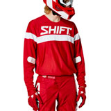 Shift WHIT3 Label HAUT Jersey Red