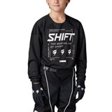 Shift Youth WHIT3 Label Bliss Jersey Black/White