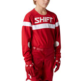 Shift Youth WHIT3 Label HAUT Jersey Red