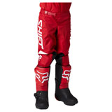 Shift Youth WHIT3 Label Trac Pants Red
