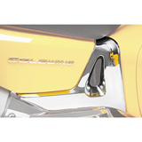 Show Chrome Accessories Battery Side Cover Trim