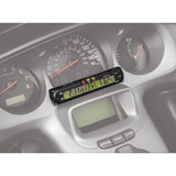 Show Chrome Accessories Digital 5 Function Volt Meter