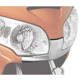 Show Chrome Accessories Front Fairing Nose Trim
