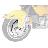 Show Chrome Accessories Front Rotor Cover