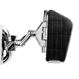 "Show Chrome Accessories Vantage Highway Boards - 1"" Clamp"