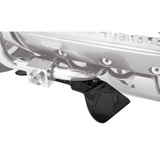 Show Chrome Accessories Lower Rain Deflector