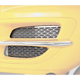 Show Chrome Accessories Radiator Accent Grille