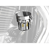 Show Chrome Accessories Rear Brake Reservoir Cover