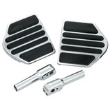 Show Chrome Accessories Driver Slider Foot Peg System
