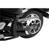 Show Chrome Accessories Belt Cover