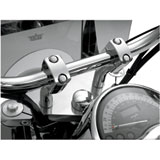 Show Chrome Accessories Classic Handlebar Risers