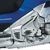 Show Chrome Accessories Engine Side Cover