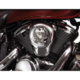 Show Chrome Accessories Free Spirit Air Cleaner Cover