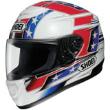 Shoei Qwest Banner Motorcycle Helmet