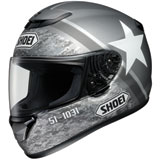 Shoei Qwest Resolute Motorcycle Helmet