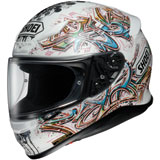 Shoei RF-1200 Graffiti Motorcycle Helmet