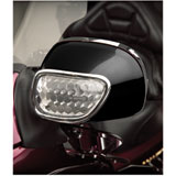 Show Chrome Accessories L.E.D. Turn Signal Mirror Light