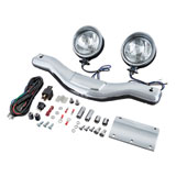 Show Chrome Accessories Contour Halogen Driving Light Kit