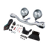 Show Chrome Accessories Elliptical Halogen Driving Light Kit