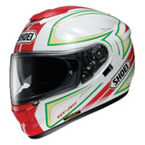Shoei GT-Air Expanse Motorcycle Helmet Red/White/Green