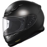 Shoei RF-1200 Motorcycle Helmet Black Metallic