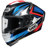 Shoei X-Fourteen Bradley Motorcycle Helmet