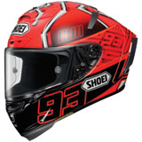 Shoei X-Fourteen Marquez Motorcycle Helmet