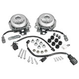 Show Chrome Accessories LED Lower Fog Light Kit
