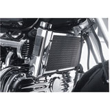 Show Chrome Accessories Mesh Radiator Accent