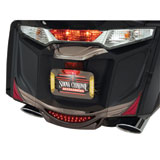 Show Chrome Accessories Rear Accessory Group