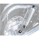 Show Chrome Accessories Rear Shock Bolt Covers