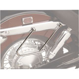Show Chrome Accessories Saddlebag Stays