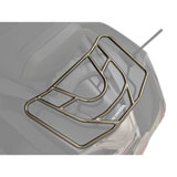 Show Chrome Accessories Tour Luggage Rack