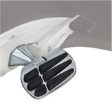 Show Chrome Accessories Vantage Driver Floor Boards