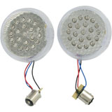 Show Chrome Accessories 1156/1157 LED Turn Signal Conversion Kit