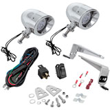 Show Chrome Accessories Mini LED Driving Lights
