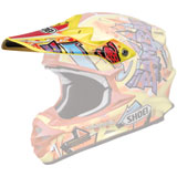 Shoei VFX-W Barcia Helmet Replacement Visor