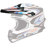 Shoei VFX-W Block-Pass Helmet Replacement Visor
