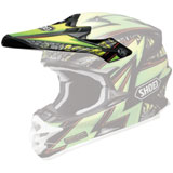Shoei VFX-W Maelstrom Helmet Replacement Visor
