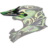 Shoei VFX-W Taka Helmet Replacement Visor