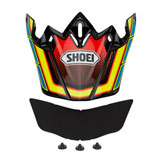Shoei VFX-W Capacitor Helmet Replacement Visor