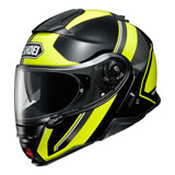 Shoei Neotec II Excursion Modular Helmet Hi-Viz